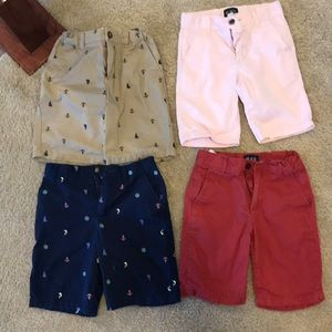 Boys Size 7/8 Shorts Lot LIKE NEW!